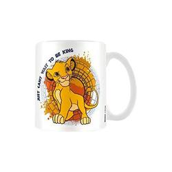 Spielfigur König der Löwen Tasse