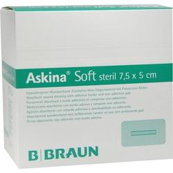 Askina Soft steril 5x7.5CM HYPOALLERGENER WUNDVERB