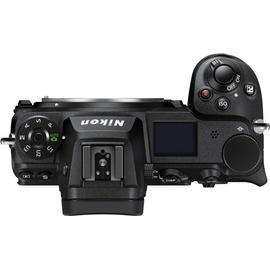 Nikon Z 6 II +  Z 24-200 mm VR + FTZ Objektivadapter