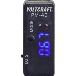 VOLTCRAFT PM-40 Hand-Multimeter digital CAT I Anzeige (Counts): 999