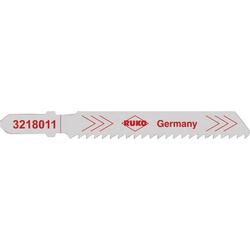 RUKO Stichsägeblätter 3228011 Eisenhaltige Metalle, NE-Metalle, Kunststoff, Plexiglas 5St.