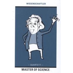 Wissenschaftler-Quartett