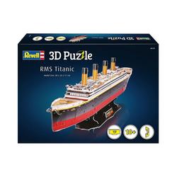 Revell® 3D-Puzzle 3D-Puzzle RMS Titanic, 113 Teile, Puzzleteile