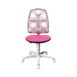 TOPSTAR Schreibtischstuhl Drehstuhl S´Maxx Wolken, pink