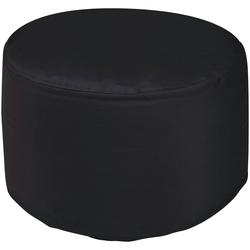 OUTBAG Sitzsack Rock Plus, Outdoor-Sitzsack schwarz Ø 60 cm x 90 cm x 35 cm x 180 cm
