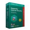 Kaspersky Lab Internet Security 2018 3 Geräte FFP DE Win