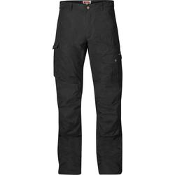FjällRäven Barents Pro Trousers M - Black-Black - 46 - black-black