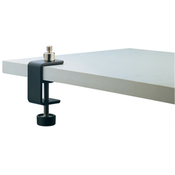 K&M 237 Tischklemme schwarz