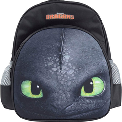 United Labels® Kinderrucksack Dreamworks Dragons - Ohnezahn, 31 cm