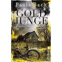 Goldjunge. Paula Bach  - Buch