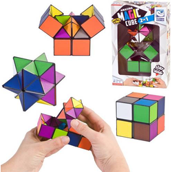Clown Magic Cube 2-in-1 2000045