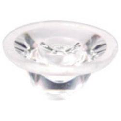 Broadcom ASMT-M015 LED-Optik Klar Transparent 15° Anzahl LEDs (max.): 1 Für LED: Broadcom®-LED Ty
