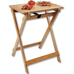 KESPER for kitchen & home Beistelltisch (2 Stück) beige Kleinmöbel Tisch