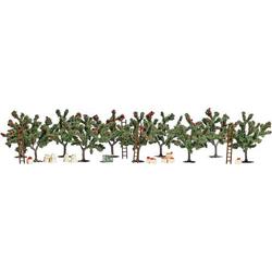 Busch 6620 H0 10er-Set  Apfelplantage