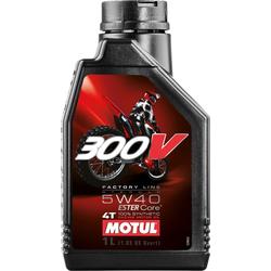 MOTUL 300V 4T Factory Line Off Road 5W40 Motorenöl 1 Liter