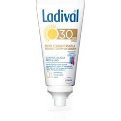 Ladival Anti-aging & Dark Spots Sonnencreme fürs Gesicht SPF 30 50 ml