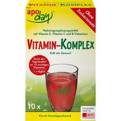 APODAY Vitamin-Komplex Kirsch-Aronia o.Zz Pulver