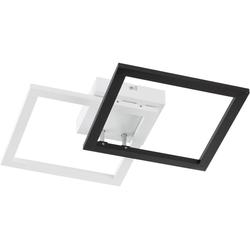 WOFI LED Deckenleuchte ELLE, LED Deckenlampe