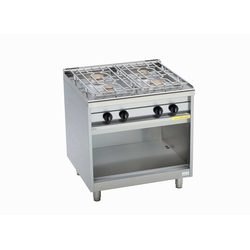 EKU Thermik 850 Gasherd PowerBurner GST-4