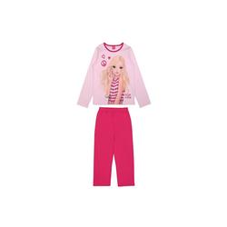TOPModel Schlafanzug Schlafanzug Top Model Schlafanzüge für Mädchen 128