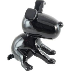 Kayoom Dekofigur Beagle II schwarz