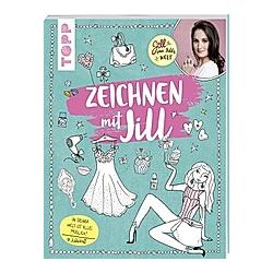 Zeichnen mit Jill. Jill  - Buch