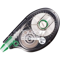 Tombow Korrekturroller MONO CT-YT4 4.2mm Weiß 10m