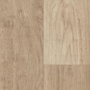 ilima Vinylboden PVC Holzoptik Landhausdiele Eiche creme weiß 400 cm breit
