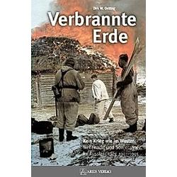 Verbrannte Erde. Dirk W. Oetting  - Buch