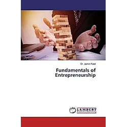 Fundamentals of Entrepreneurship. Jaimin Patel  - Buch