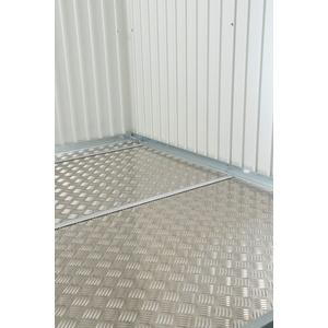 Biohort Alu-Bodenplatte für Geräteschrank und WoodStock 150