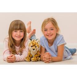 Teddy Hermann® Kuscheltier Gepard 26 cm
