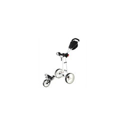 Big Max Autofold FF Golf-Trolley 3-Rad | weiß