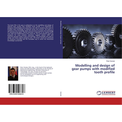 Modelling and design of gear pumps with modified tooth profile als Buch von Piotr Osinski