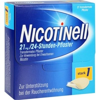 Nicotinell 24-Stunden 21 mg Pflaster 21 St.