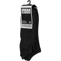 URBAN CLASSICS No Show Socks 5-Pack Socken