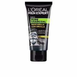 MEN EXPERT pure charcoal mascarilla arcilla 50 ml