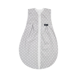 Alvi® Babyschlafsack Sommer- Schlafsack Molton Stars, 90 cm 70