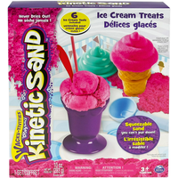 Spin Master Kinetic Sand Ice Cream Set