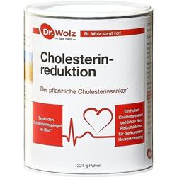 Cholesterinreduktion Dr. Wolz