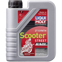 Liqui Moly MOTORBIKE 2T SYNTH SCOOTER STREET RACE 1053 Motoröl 1l
