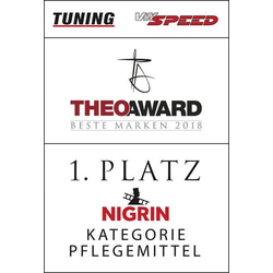 Nigrin Turbo 72972 Autowachs 300ml