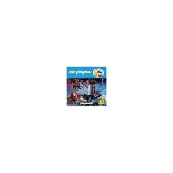 Playmobil® Hörspiel Die Playmos: Das Licht vom Drachenland, Audio-CD