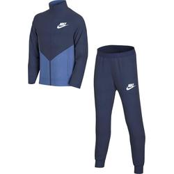 Nike Sportswear Trainingsanzug CORE FUTURA PLAY TRACK SUIT (Set, 2-tlg) blau