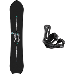 Burton - Pack Kilroy Directional 2020 - Snowboard Sets inkl. Bdg.