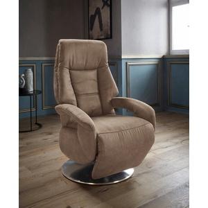 Places of Style TV-Sessel Launceston, in Größe L, wahlweise mit Motor und Aufstehhilfe weiß