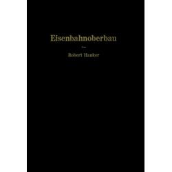 Eisenbahnoberbau: eBook von Robert Hanker