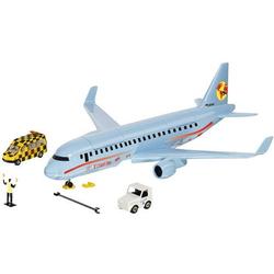 Siku Verkehrsflugzeug mit Zubehör Verkehrsflugzeug mit Zubehör 5402 1St.