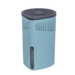 WENKO Luftentfeuchter Drop, Raumentfeuchter zur Senkung der Luftfeuchtigkeit , Farbe: türkis