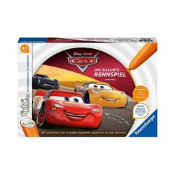 Ravensburger Lernspielzeug tiptoi® Spiel Cars 3- Das rasante Rennspiel